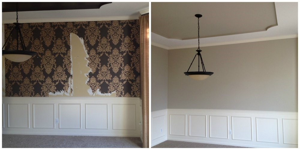 wallpaper removal, plano, wylie, richardson, garland, allen, fairview, mckinney, frisco, prosper